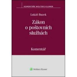 Zákon o poštovních službách: Komentář - Lukáš Buzek