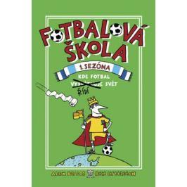 Fotbalová škola 1: Kde fotbal řídí svět - Alex Bellos, Lyttleton Ben