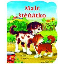 Malé štěňátko - leporelo - Zuzana Pospíšilová