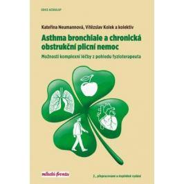Asthma bronchiale a chronická obstrukční plicní nemoc /2.vyd./ - Vítězslav Kolek, Kateřina Neumannová