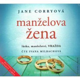 Manželova žena - Jane Corryová - audiokniha