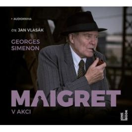 Maigret v akci - Georges Simenon - audiokniha