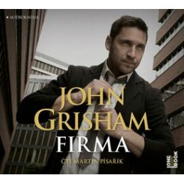 Firma - John Grisham - audiokniha