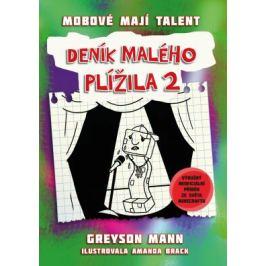 Deník malého plížila 2: Mobové mají talent - Greyson Mann