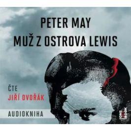 Muž z ostrova Lewis - Peter May - audiokniha