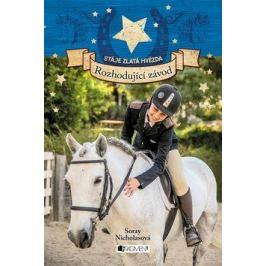 Stáje Zlatá hvězda – Rozhodující závod - Soraya Nicholasová