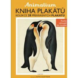 Animalium - kniha plakátů - Jenny Broomová