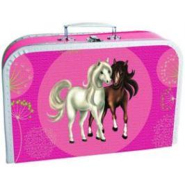 Kufřík 35 cm, Koně
