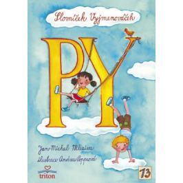 Slovníček Vyjmenováček PY - Jan-Michal Mleziva