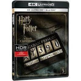 Harry Potter a Vězeň z Azkabanu 2BD (UHD+BD) - 4K/UHD + BD