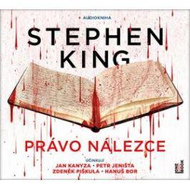 Právo nálezce - Stephen King - audiokniha