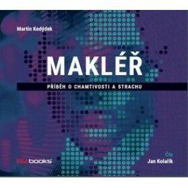 Makléř - Martin Kodýdek - audiokniha
