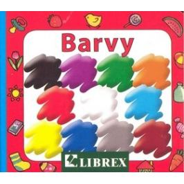 Barvy - leporelo