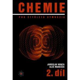 Chemie pro čtyřletá gymnázia 2 - Jaroslav Honza