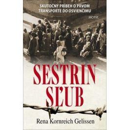 Sestrin sľub - Rena Kornreich Gelissen