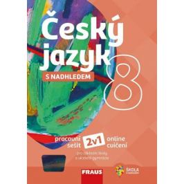 Český jazyk 8 s nadhledem 2v1, 1. vydání