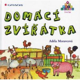Domácí zvířátka - Předškoláček 3-6 let - Adéla Moravcová