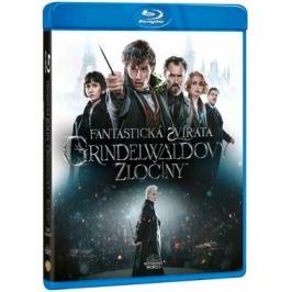 Fantastická zvířata: Grindelwaldovy zločiny BD - Blu-ray