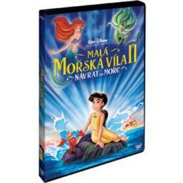Malá mořská víla II.: Návrat do moře DVD - DVD