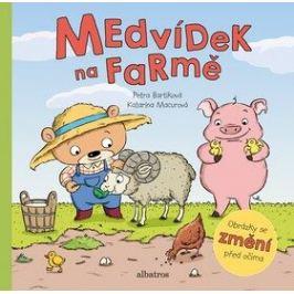 Medvídek na farmě - Katarína Macurová, Petra Bartíková