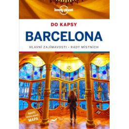 Průvodce Barcelona do kapsy - Sally Davies