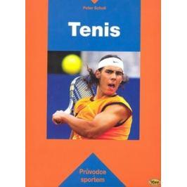 Tenis - Kopp - 2. vydání - Scholl Peter