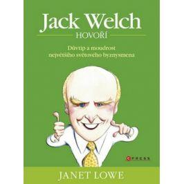 Jack Welch hovoří - Janet Lowe