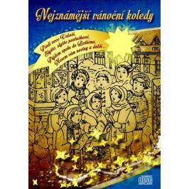 CD Nejznámější vánoční koledy - audiokniha