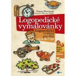 Logopedické vymalovánky - Ivana Novotná