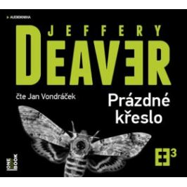 Prázdné křeslo - Jeffery Deaver - audiokniha