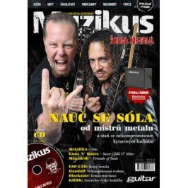 Škola Metalu - Nauč se sólo od mistrů metalu a staň se nekompromisním kytarovým hrdinou + CD - Scholpp Alex