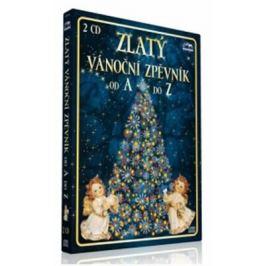 Zlatý vánoční zpěvník od A do Z - 2 CD - audiokniha