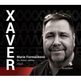 Xaver - CDmp3 (Čte Robert Jašków) - Marie Formáčková - audiokniha