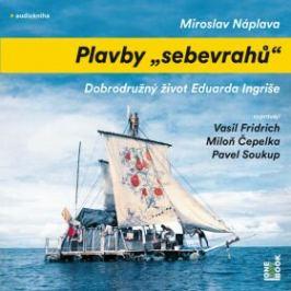 Plavby sebevrahů - Miroslav Náplava - audiokniha