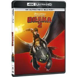 Jak vycvičit draka 2 2BD (UHD+BD) - 4K/UHD + BD