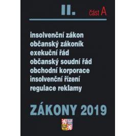 Zákony 2019 II. část A