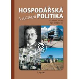 Hospodářská a sociální politika - Igor Kotlán, Kliková Chrstiana