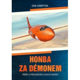 Honba za démonem - Dan Hampton
