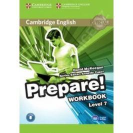 Prepare Level 7 Workbook with Audio - McKeegan David