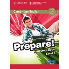 Prepare Level 5 Student´s Book - Joseph Niki