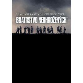 Bratrstvo neohrožených 5DVD - DVD