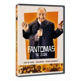 Fantomas se zlobí - DVD