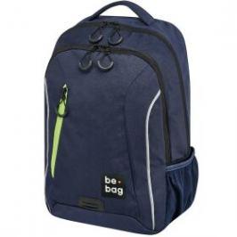 Studentský batoh be.bag 2 - Indigo