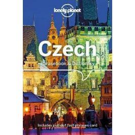 Lonely Planet Czech Phrasebook & Dictionary - Richard Nebesky