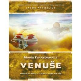 Mindok Mars Teraformace Venuše