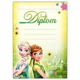Dětský diplom A4 Disney Frozen