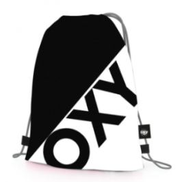 Sáček na cvičky OXY Black & White