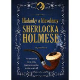 Hádanky a hlavolamy Sherlocka Holmese - Tim Dedopulos