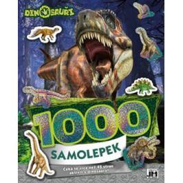 Dino 1000 samolepek