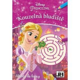 Princezna: Kouzelná bludiště - Aktivity do kapsy